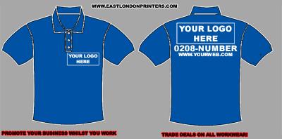 3122b970 Polo shirt Printing London,Customised Polo Shirts, Fast turnaround ...