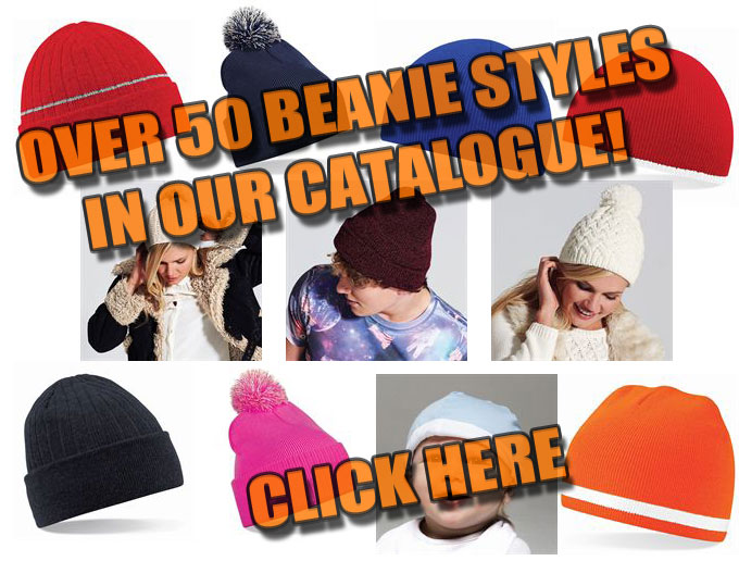 Beanie Hat Printing   Embroidery 4fad6d88ab9c