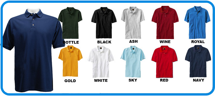polo shirts wholesale