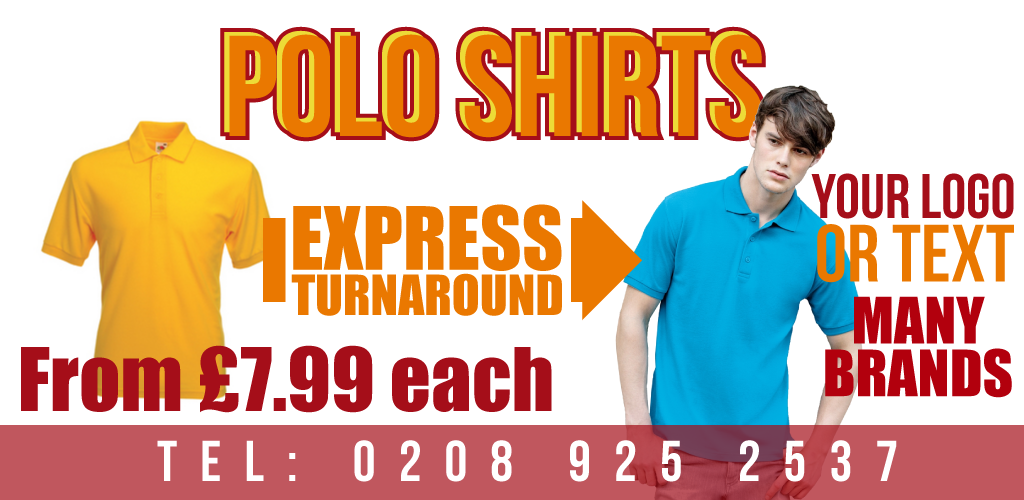 Customised Polo Shirts-banner