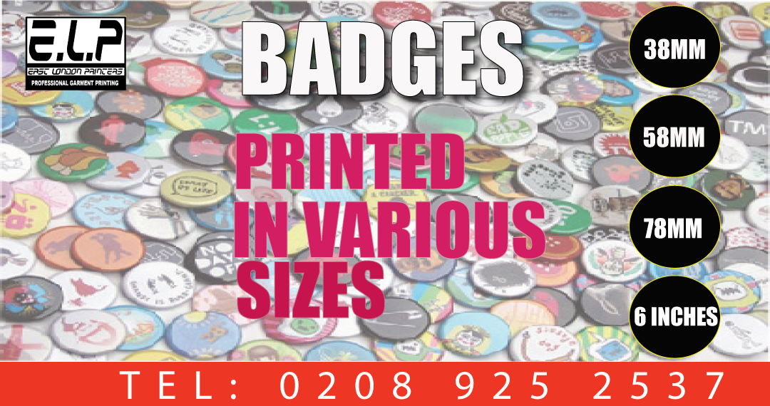badge printiing