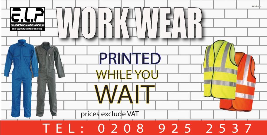 High vis workwear uk