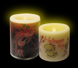 Decorated-candles