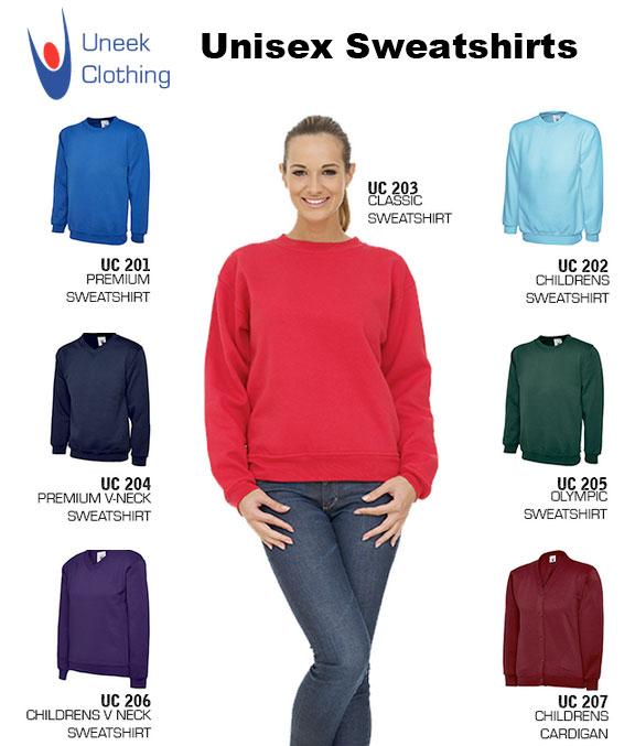 Custom Printed Sweatshirt