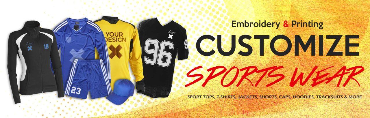 Custom-Sportswear