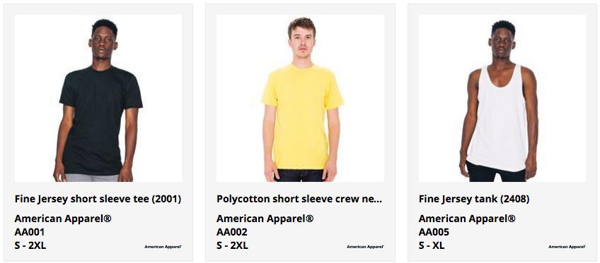 One hour tees t shirt printing near me all areas covered for Tee shirt printing near me