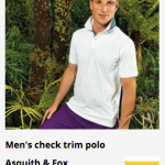 Polo Logo Mens