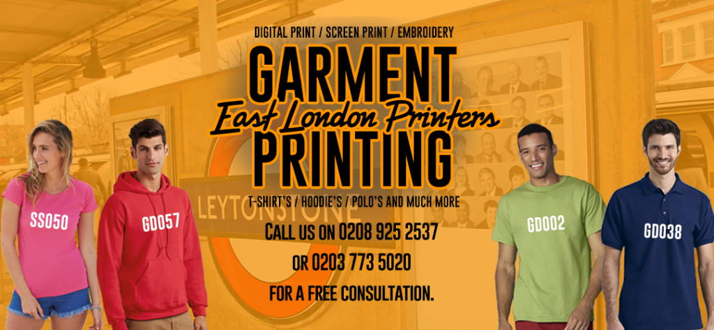 clothing printing